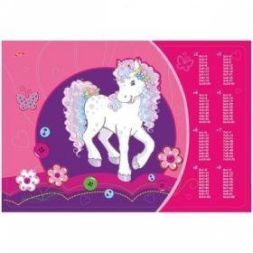 """Настольное покрытие детское """"Happy horse"""" 43х28,5 см"""