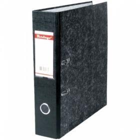 Папка-регистратор Berlingo картонная 70 мм, мрамор, разборная