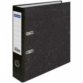 Папка-регистратор OfficeSpace А4+ 70 мм, мрамор в ассортименте