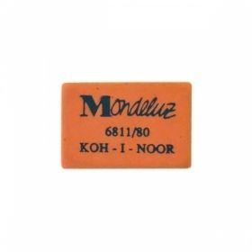 Ластик KOH-I-NOOR 6811/80 каучук оранжевый