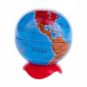 "Точилка пластиковая ""Globe"" с контейнером"