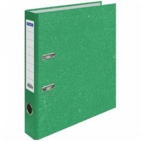 Пaпка-регистратор OfficeSpace А4 50 мм, мрамор, в ассортименте