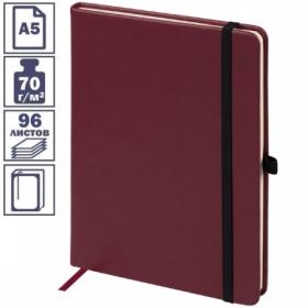 """Ежедневник """"Classic Velvet"""" формата А5 недатированный, 96 листов, в ассортименте"""