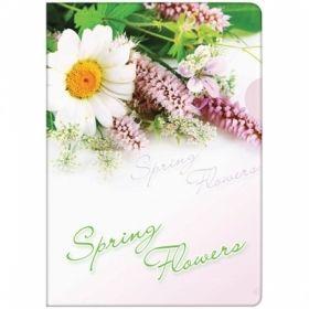 "Папка-уголок А4 Berlingo ""Spring Flowers"" 180 мкм"