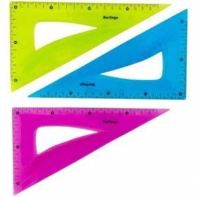 """Треугольник Berlingo """"Flexy"""" гибкий, 30°/18 см"""