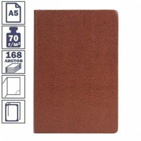 Ежедневник inФОРМАТ ИГУАНА формата А5 недатированный, 168 листов, в ассортименте