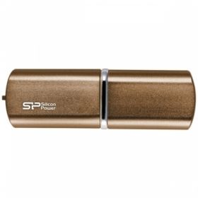 "Память SiliconPower ""Luxmini 720"" 8GB, USB2.0 Flash Drive, Bronze"