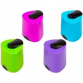 """Точилка пластиковая Berlingo """"Color Zone"""" с контейнером, ассорти"""