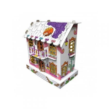 Игрушка-раскраска Кукольный домик Джульетты