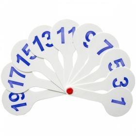 Веер-касса цифр от 1 до 20 ArtSpace
