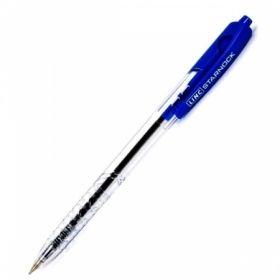 Ручка автоматическая синяя Linc Starnock 0,35 мм