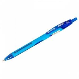 """Ручка автоматическая шариковая Berlingo """"Hyper"""" синяя 1,0 мм"""