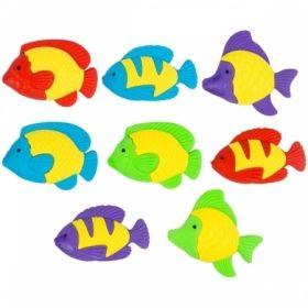 "Ластик ArtSpace ""Рыбки"" фигурный, термопластичная резина, 50х30х10 мм"