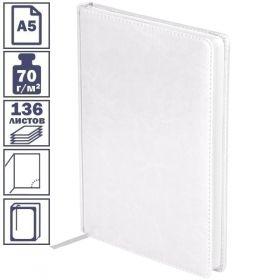 Ежедневник подарочный Nebraska формата А5 недатированный, 136 листов, в ассортименте