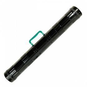 Тубус пластмассовый для хранения чертежей и рисунков D 90 мм L 700 мм