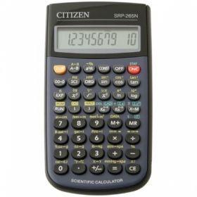 Калькулятор научный Citizen SRP-265N 8+2 разряда, 129 функций