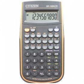 Калькулятор научный Citizen SR-135NOR 10-разрядный, 128 функций