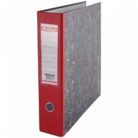 Папка-регистратор Berlingo картонная 70 мм, мрамор в ассортименте