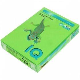 Бумага цветная А4 IQ Color intensive, 500 листов в ассортименте
