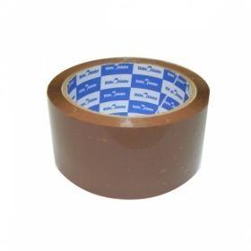 Клейкая лента коричневая Klebebander 50 мм х 63 м