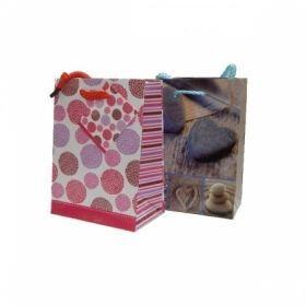 """Пакет подарочный ламинированный """"На каждый день"""", размер S, 2 дизайна"""