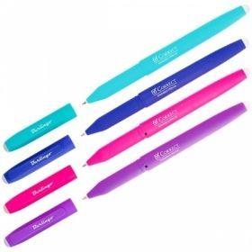 """Ручка гелевая стираемая """"Correct"""" синяя 0,6 мм"""