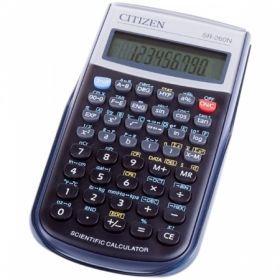 Калькулятор научный Citizen SR-260N 10+2 разрядов, 165 функций