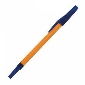 Ручка шариковая 1мм ШКОЛЬНИК синяя