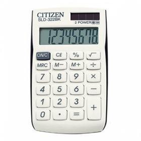 Калькулятор карманный Citizen SLD-322BK 8 разрядов
