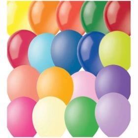Воздушные шары М12/30см, ассорти, декор, 100 шт
