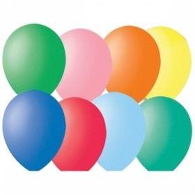 Воздушные шары М12/30см, ассорти, пастель, 100 шт