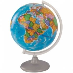 """Глобус политический """"Глобусный мир"""" 25 см на круглой подставке"""