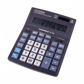 Калькулятор настольный Citizen Correct D 12 разрядов