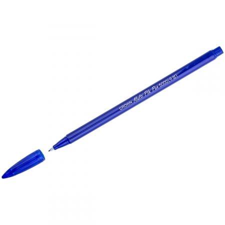 """Ручка капиллярная Crown """"MultiPla"""" 0,3 мм в ассортименте"""