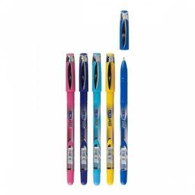Ручка шариковая синяя LINC GLISS в дисплее, 0,7 мм