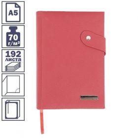 Ежедневник inФОРМАТ ТРЕВИ формата А5 полудатированный, 192 листов, в ассортименте