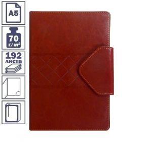 Ежедневник inФОРМАТ НЬЮ-ЙОРК формата А5 полудатированный, 192 листов, в ассортименте