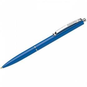 """Ручка шариковая автоматическая Schneider """"K15"""" синяя, корпус синий, 1 мм"""