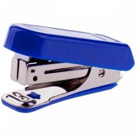Мини-степлер OfficeSpace №10 до 7 листов, синий
