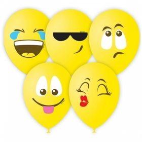 """Воздушные шары Поиск """"Эмоции"""" M12/30см, пастель, 25 шт"""