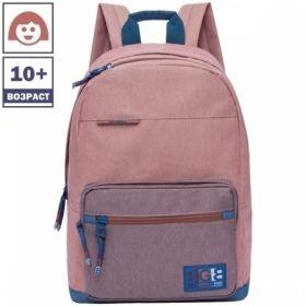 Рюкзак Grizzly 28х41х18 см, 1 отделение, 2 кармана