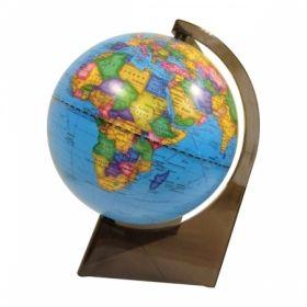 Глобус политический Глобусный мир, 21 см, на треугольной подставке