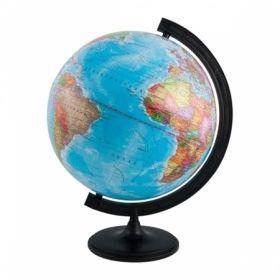 Глобус политический Глобусный мир, 32 см, на круглой подставке