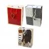 """Пакет подарочный ламинированный """"Каждый день"""", размер М, 3 дизайна"""