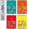 """Тетрадь-словарик А6 для записи иностранных слов BG """"Весёлый алфавит"""", 48 листов"""