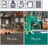 "Блокнот А5 ArtSpace ""Офис. Modern style"" в клетку на гребне, 60 листов"