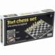 Набор игр 3 в 1 (нарды, шашки, шахматы) Veld-co, пластиковые, магнитные