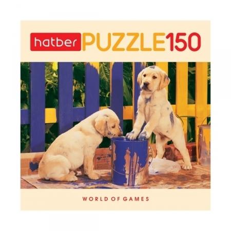 Пазлы Hatber 150 элементов в ассортименте