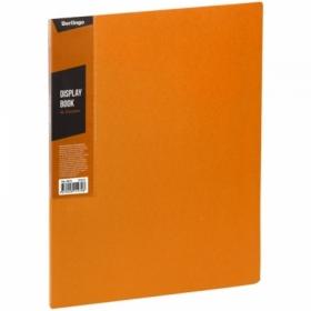 """Папка с 20 вкладышами Berlingo """"Color Zone"""" 14 мм, 600 мкм, в ассортименте"""