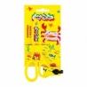 Ножницы детские Каляка-Маляка безопасные с пластиковым чехлом